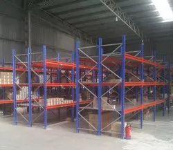 Heavy Duty Panel Rack