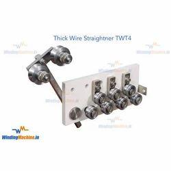 TWT3 Wire Tensioner Cum Straightener Unit