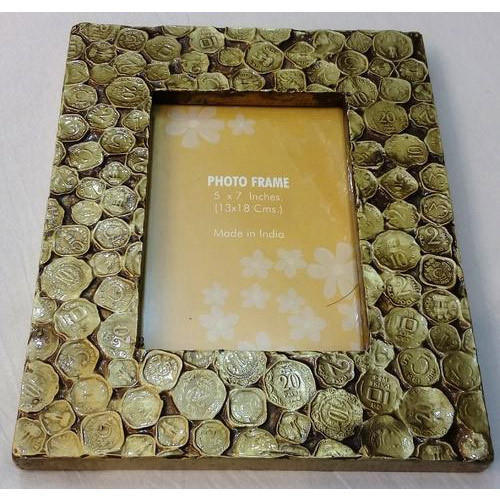traditional gifts brass photo frame manufacturer from mumbai
