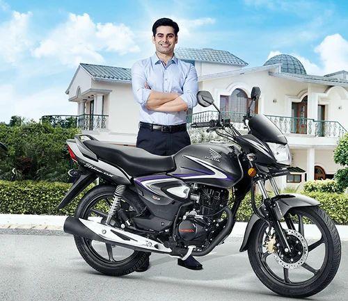 Honda Cb Shine Motorcycle