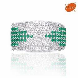 Green Stone Kada