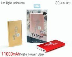 11000MAH SLIM POWER BANK METAL