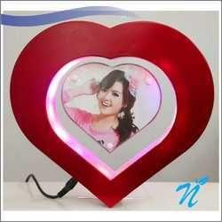 Heart Magnetic Photo Frame
