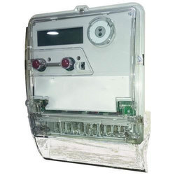 LT CT Operated Meter