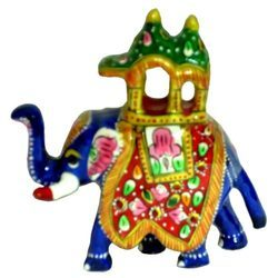 Meena Ambabadi Elephant Statue