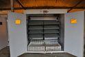 Industrial Incubator Or Hatching of 4848 eggs capacity