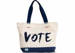 Election Canvas Bag