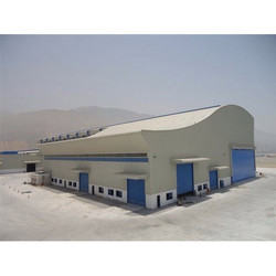 Paint Coated Pre Engineered Building