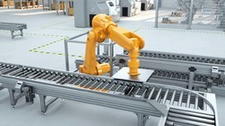 Roller Conveyers for Automotive Industry