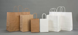 Printed Paper Food Bags