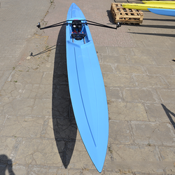 Begineers Single Scull Rowing Boat