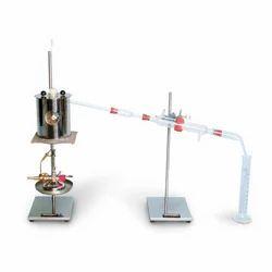 Cut Back Bitumen Distillation Equipments