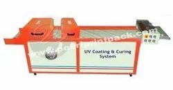 Manual UV Coating Machine
