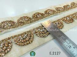 Embroidered Lace E2127