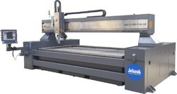 DWJ 30 / 46 Series Bridge CNC Cutting Table