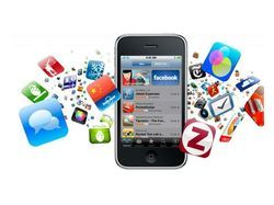 Mobile Phone Application Development System