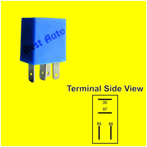 Micro Relays Micro Relay 4 Pin 12V Manufacturer from Delhi