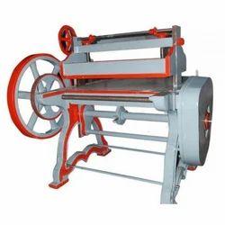 Paper Plate Sheet Cutting Machine