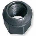 Wheel Nut With Spherical Collar