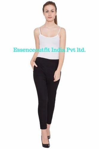 b9ed0d8454d03 Ladies Lam Pant - Pencil pant Manufacturer from Delhi