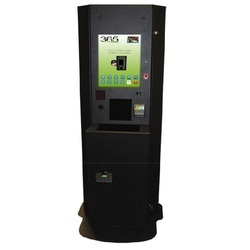 Black Retail Kiosks