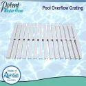 Swimming Pool Overflow Grating