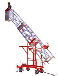 Aluminum Ladder Tower