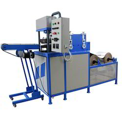 Fully Automatic Paper Plate Manufacturing Machine