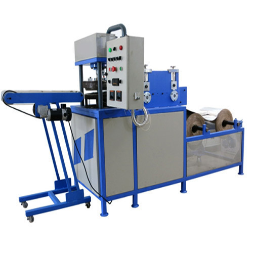 Paper Plate Making Machine - Automatic Vertical Paper Plate Machine Manufacturer from New Delhi  sc 1 st  Aman Impex & Paper Plate Making Machine - Automatic Vertical Paper Plate Machine ...