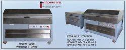 Regular Line Photopolymer Plate Making Equipment