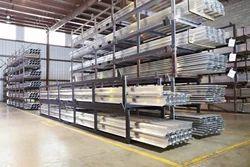 Bar Tube Storage Rack
