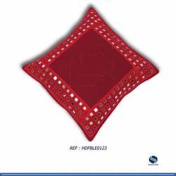 Designer HandEmbroidered Premium Cotton Cushion Cover