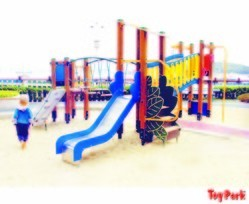 JUNGLE WORLD PE PLAY YARD (MPS 200)