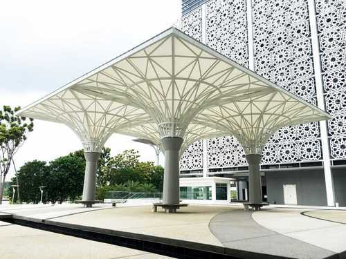 Tension Structures Plain Tension Fabric Structures