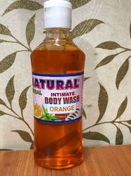 Natural Herbal Intimate Body Wash