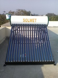 Solwet ETC Solar Water Heater 200Ltrs