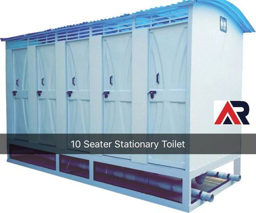 Stationery Toilet