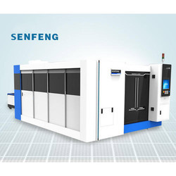 Full Cover Metal Tubes and Plates Laser Cutting Machine