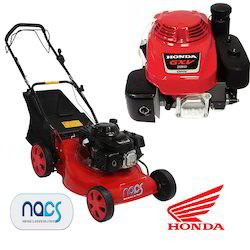 Lawn Mower with Honda Engine