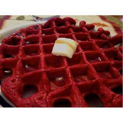 Belgian Waffle Premix Red Velvet Flavor