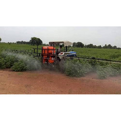 Tractor Boom Sprayer