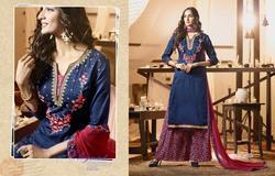 Ladies Semi Stitched Salwar Suits