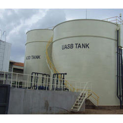 UASB Anaerobic Treatment Systems