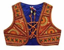Ladies Jaipuri Style Embroidered Koti