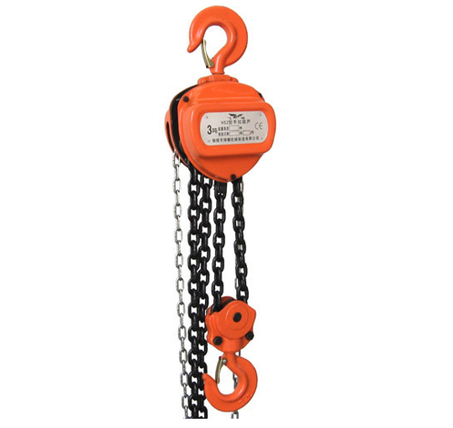 Chain Pulley Block - Motorized Chain Pulley Block Wholesale Trader ...