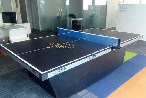 Butterfly Style Table Tennis Table