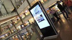 Digital Shopping Mall Display