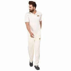 White Cricket Jersey
