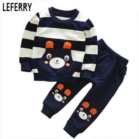 Boys Kids Wear Bear Kids Clothes Baby Boys Clothing Set Ecommerce