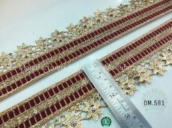 Embroidery Lace DM 581